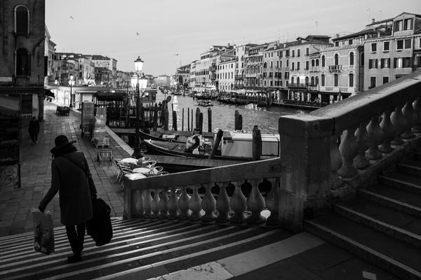 Fotoworkshop in Venedig